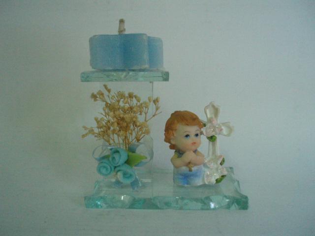 Imagenes de recuerdos para bautizo de vidrio - Imagui